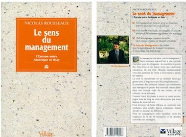 Médiation, Le sens du management